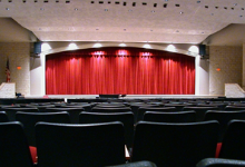 Oxford Academy Performing Arts Auditorium