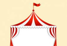 picture of circus tent