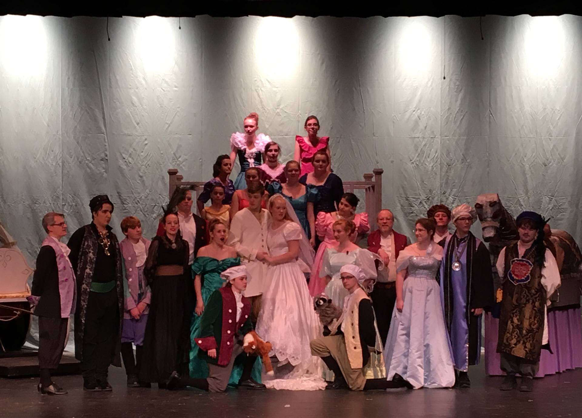 Cinderella cast picture