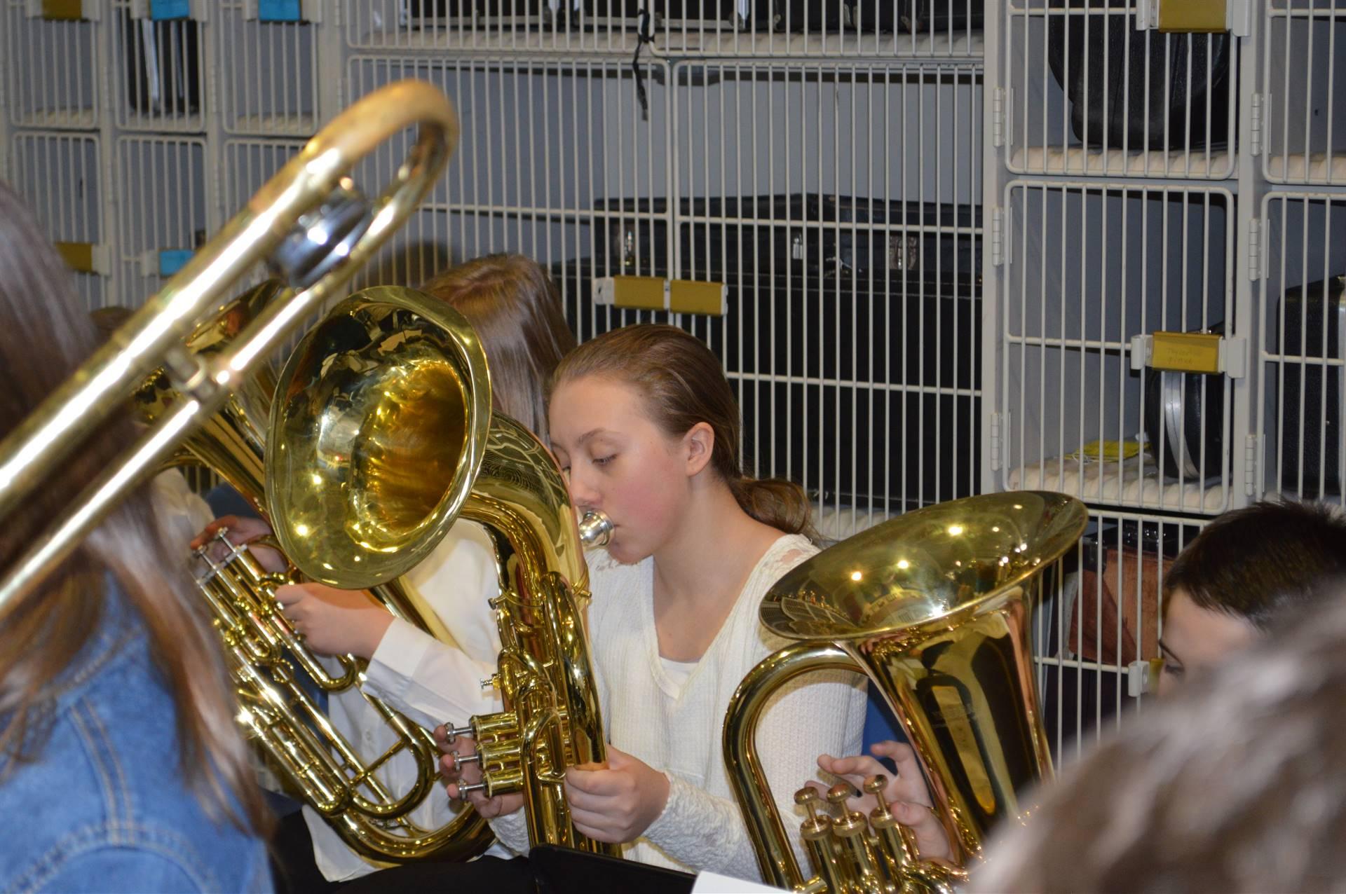 ACAMT 18 Elementary Band baritone