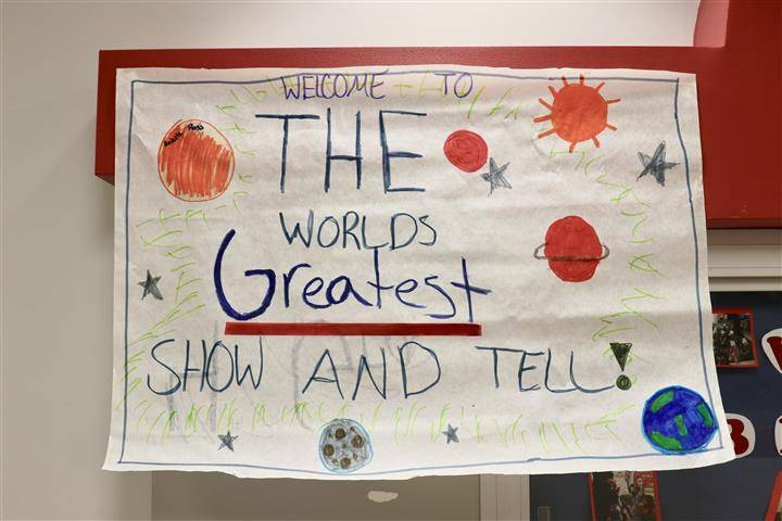 Greatest Show and Tell poster