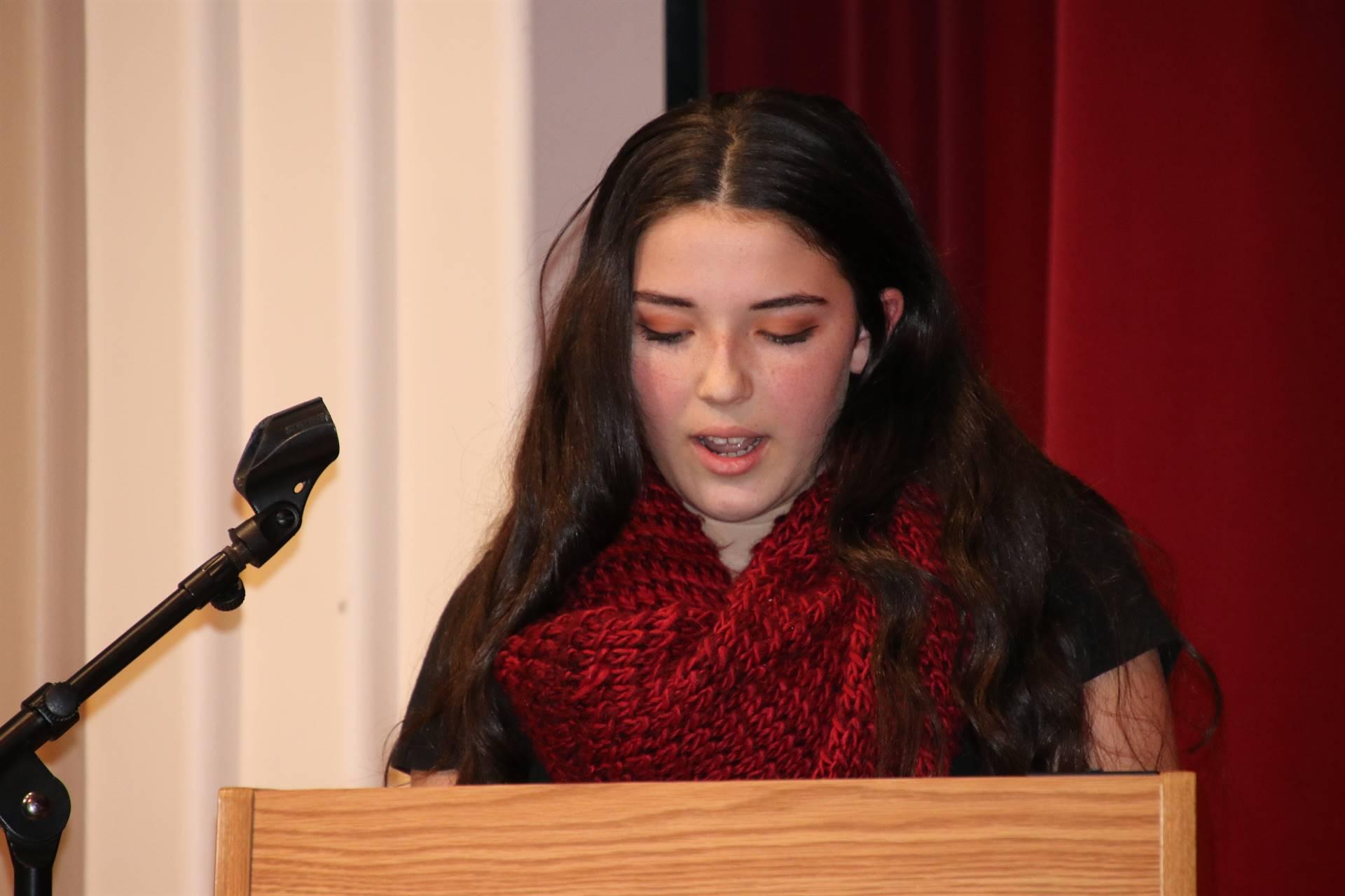 Sarah Camiel