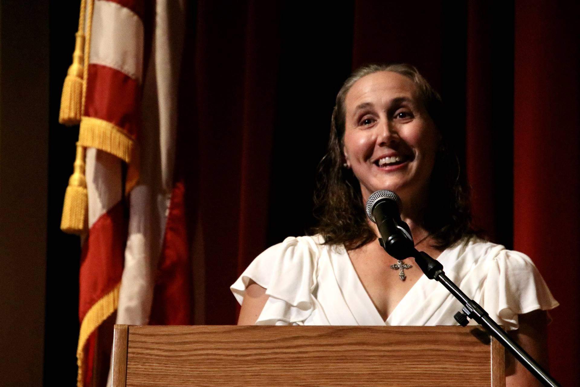 Hall of Distinction honoree - Margo Barrows